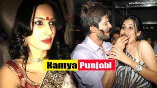 Private life pictures of Bigg Boss 7 contestant Kamya Punjabi