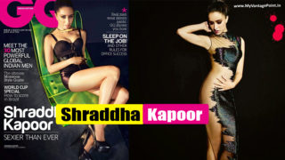 Shraddha Kapoor Super Hot Photoshoot Stills For GQ India, High On Passion & Hi Blitz Magazines