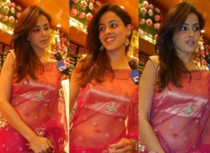Read more about the article Genelia D'Souza's Best Pictures Collection in Sexy Sarees