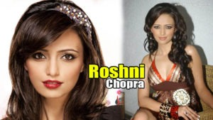 Read more about the article Roshni Chopra – Superhot TV Actress and Sexy Anchor of Comedy Circus in Sexy Dress