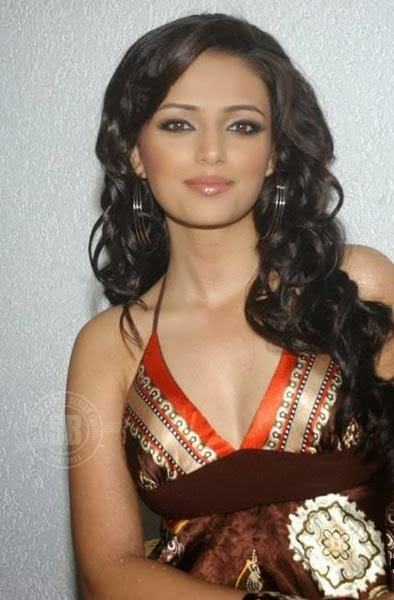 Roshni Chopra - Superhot TV Actress and Anchor of Comedy Circus in Sexy Dress_VP (5)