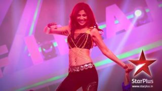 Shilpa Shetty Sizzling Dance Performance on The Floor of Nach Baliye TV Show