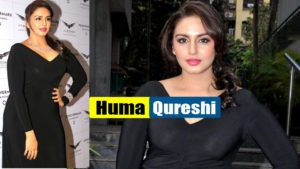 Read more about the article Huma Qureshi Looks Stunning at Forever Diamonds ' Event in Sexy Black Dress