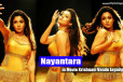 Nayantara in golden dress in movie Krishnam Vande Jagadgurum, Nayantara hot back, Nayantara bare back, tollywood actress Nayantara hot photos, Nayantara sexy back, Nayantara thunder thighs, Nayantara hot backshow, Nayantara HD stills from movie Krishnam Vande Jagadgurum
