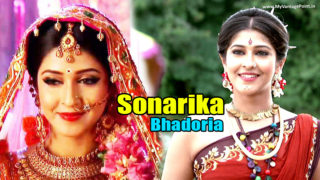 Sonarika Bhadoria as Parvati in Devo Ke Dev Mahadev of Life OK