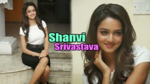 Read more about the article South Hot Shanvi Srivastava in Sexy Black Skirt & White Top Latest Photoshoot Stills