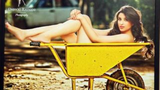 Dabboo Ratnani Calendar with Bollywood Celebrities 2014