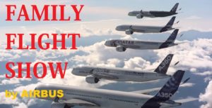 Read more about the article FAMILY FLIGHT SHOW by Airbus of Five A350 XWBs together in flight | MUST WATCH