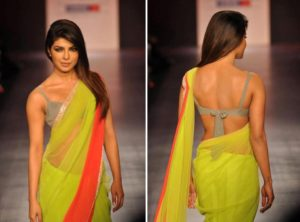 Read more about the article Top 20 Pictures of Desi Girl Priyanka Chopra in Sexy Sarees
