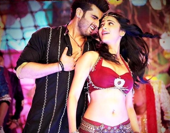 Shruti Haasan's item song 'Madamiyan' for Tevar with Arjun Kapoor