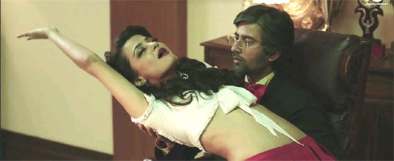 Surveen Chawla Item Song As Notorious Student in Ugly's 'Nichod De' Song_VP (5)