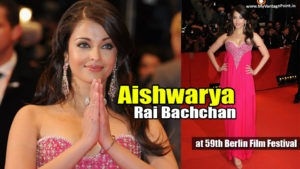 Read more about the article Aishwarya Rai Bachchan at 59th Berlin Film Festival in Pink Gown to promote Pink Panther 2 Movie