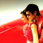 Amy Jackson With Vikram in Hot Red Dress in Movie Ai or I (2015)_VP