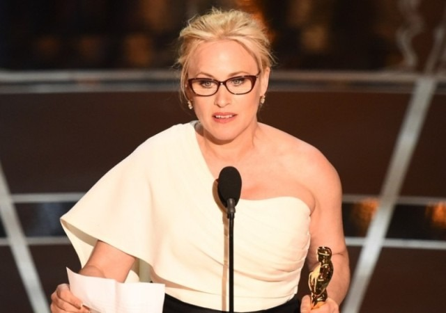 Patricia Arquette won Best Supporting Actress Award for Boyhood at Oscars 2015