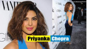 Read more about the article Priyanka Chopra walks the red carpet for Girl Rising event in a dress from Three Floor