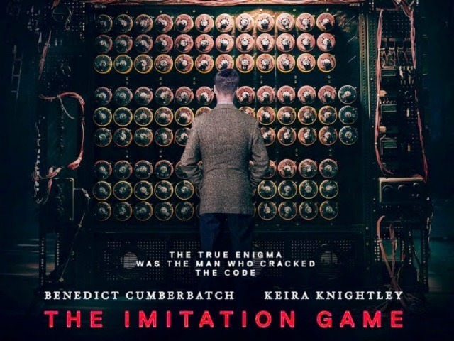 The Imitation Game - Best Adapted Screenplay Oscars 2015