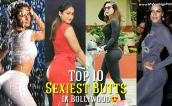 Top 10 Sexiest Butts in Bollywood