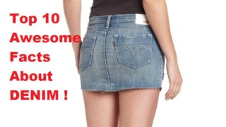Top 10 Awesome Facts About DENIM with Top 10 Tollwood Actresses in Denim Mini Skirt