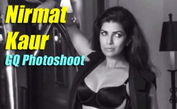 nirmat kaur hot sexy photoshoot for GQ magazine