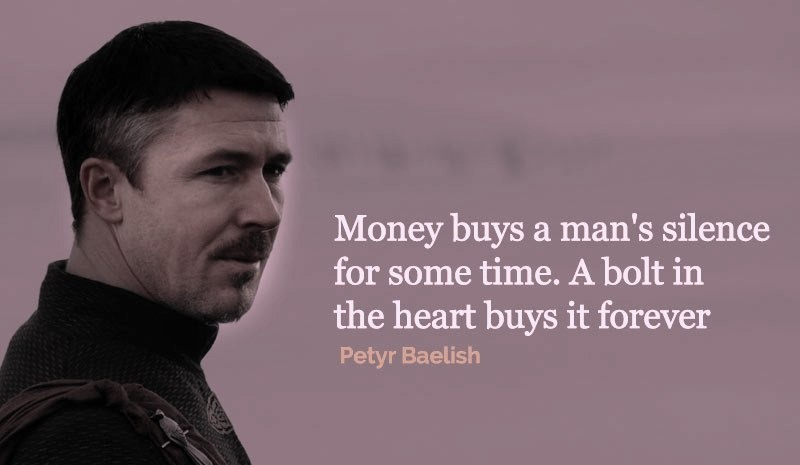 Petyr Baelish quotes from game of thrones