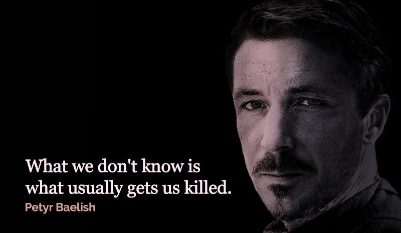 Quotes of Petyr Baelish