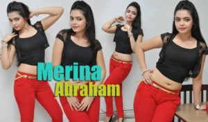 Read more about the article Merina Abraham – South Hottie in Superhot Red Pants & Black Top