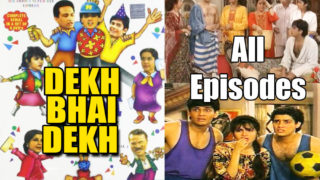 Dekh Bhai Dekh Old TV Comedy Show | All Episodes