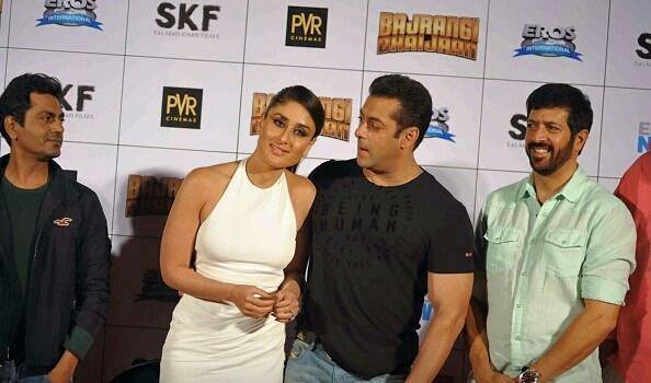 Bajrangi Bhaijaan trailer launch Event