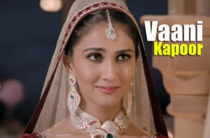Read more about the article Vaani Kapoor Beautiful Ad Shoot for Jewellery Brand TBZ