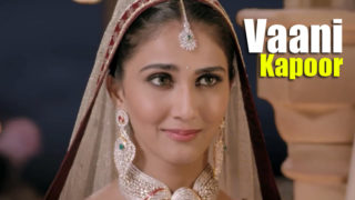 Vaani Kapoor Beautiful Ad Shoot for Jewellery Brand TBZ