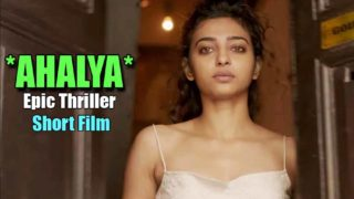 Ahalya – An Epic Thriller by Sujoy Ghosh