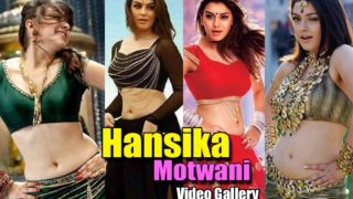 Hansika Motwani Video Gallery – Collection of Hot Video Songs From Her Films