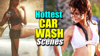List of Hottest Car Wash Scenes – Hot Actresses Getting Wet