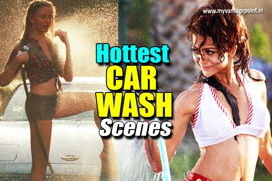 Hottest Car Wash Scenes ever, best car wash scenes of hollywood, top car wash scenes of bollywood, super hot car wash scenes of Tollywood, car wash scenes songs video, cameron diaz car wash scene in bad teacher, dia mirza car wash scene