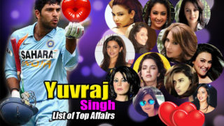 Yuvraj Singh – The Playboy of Indian Cricket Team
