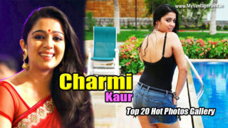 Top 20 Hot Photos of Actress Charmi Kaur