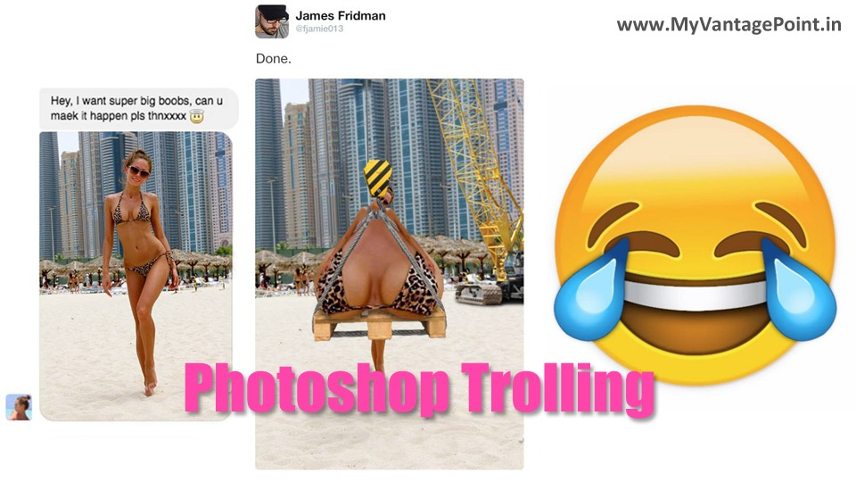 Photos Manipulation by Photoshop Guru James Fridman
