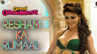 Urvashi Rautela sizzles and seduces 'Masti boys' in 'Resham Ka Rumaal'