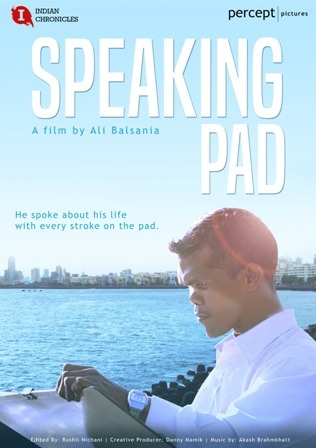 speaking pad short film by percept pictures