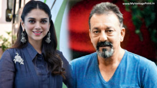 Aditi Rao Hydari to play Sanjay Dutt's daughter in Omung Kumar's Bhoomi!
