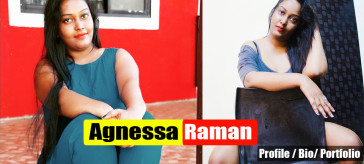 Agnessa Raman hot photos, upcoming model pictures