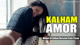 Kalham Amor – Sexy Model of Indian Descent from Texas | Portfolio