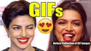 Hottest GIF Images Collection of Bollywood and Tollywood Actresses
