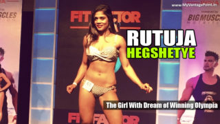 Rutuja Hegshetye – The Girl With Dream of Winning Olympia and Represent India