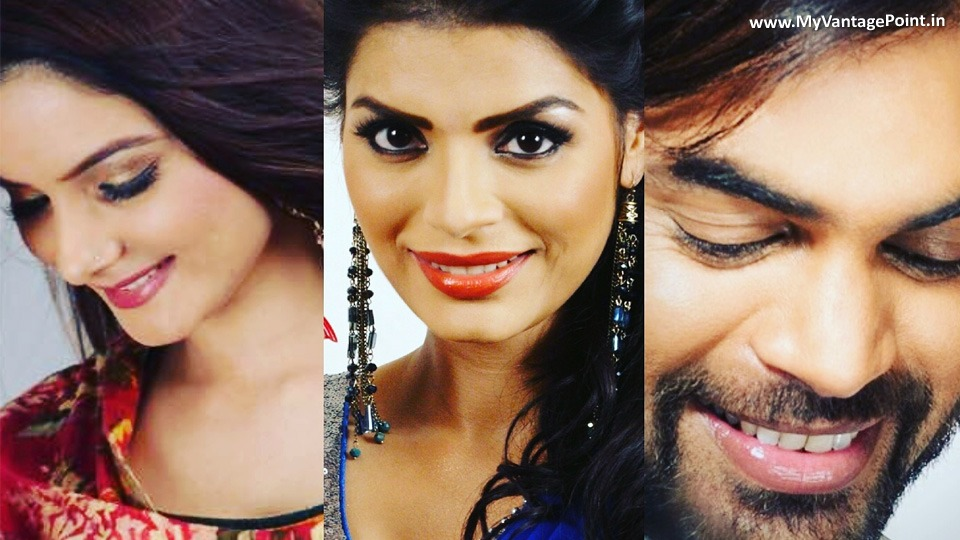 Triangle Love between Sezal Sharma, Sonali Raut and Yuvraj Parashar