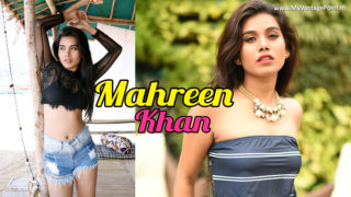 Mahreen Khan – Model and Blogger from Mumbai | Portfolio