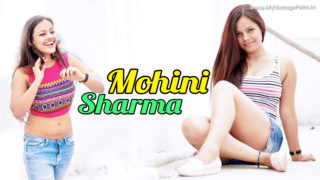 Mohini Sharma – Meet The Small Town Girl with Big Dreams | Portfolio