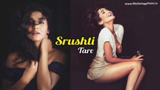 Srushti Tare – The Girl with Dream to Become An Actor | Portfolio