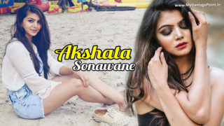 Akshata Sonawane – Fit & Fabulous Model From Mumbai With Dream to Conquer Bollywood | Portfolio