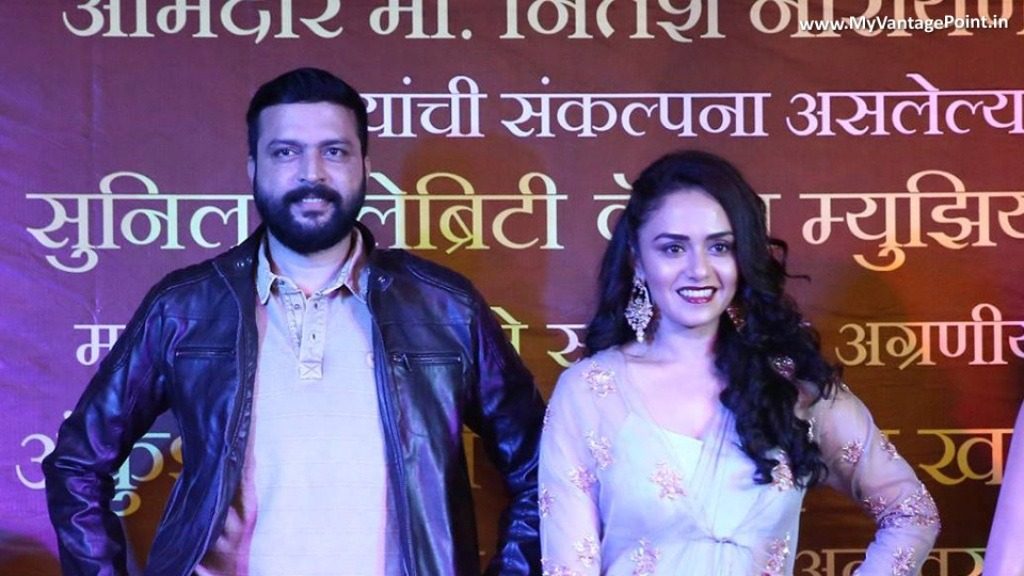 Sunil's Wax Museum Lonavala And Devgad Will Have Wax Sculptures Of Ankush Choudhary And Amruta Khanvilkar